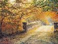 Charles White Autumn Bridge