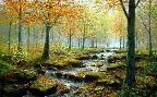 Peter Ellenshaw Autumn Gold Rush
