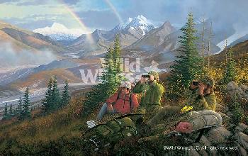 Michael Sieve Backcountry - Hike In Artist