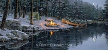 Darrell Bush Back in the Pines