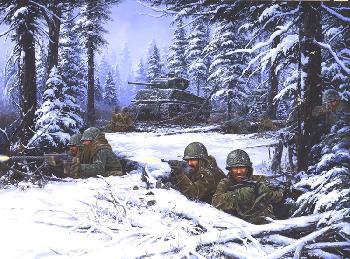 John Paul Strain Bastogne