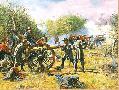 Don Troiani Battery Longstreet