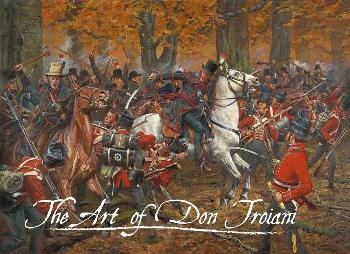 Don Troiani Battle of the Thames - War of 1812 Open Edition Giclee on Paper