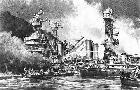 Robert Taylor Battleship Row - The Aftermath
