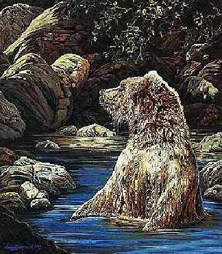 Judy Larson Bearly Seen