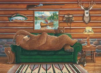Monte Dolack Bear