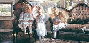 Steve Hanks Being Perfect Angels