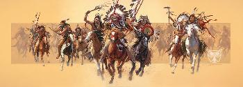Bev Doolittle Beyond Negotiations Artist