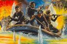 Mort Kunstler Black Beret Raid on Viet Cong - Nitro Navy