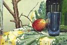 Sean Wells Blue Glass