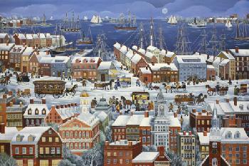 Carol Dyer Boston, A City by the Sea