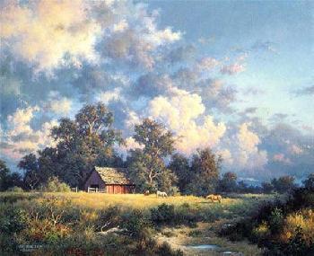 Larry Dyke Bountiful Sky