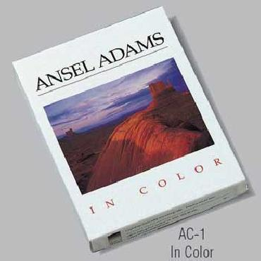 Ansel Adams In Color Boxed Note Cards