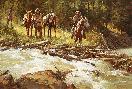 Howard Terpning Broken Trail