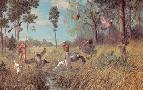 Harry Curieux Adamson Broomsedge Cover Bobwhite