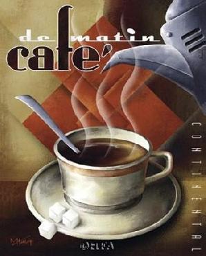Michael L Kungl Cafe de Matin