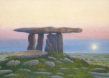 Monte Dolack Celtic Moonrise