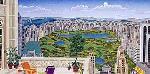 Thomas McKnight Central Park Panorama