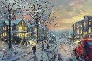 Thomas Kinkade Christmas Story