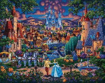 Eric Dowdle Cinderella