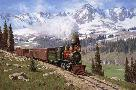 Tucker Smith Colorado Crossing Narrow Gauge