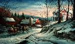Terry Redlin Coming Home
