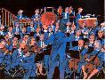 James Talmadge Concert in Blue