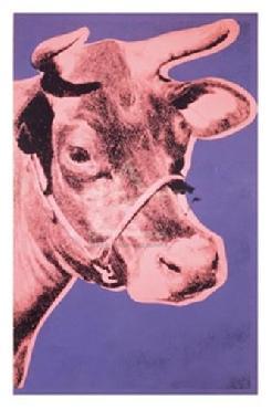 Andy Warhol Cow 1976 Giclee