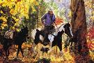 Tim Cox Cowboy Kaleidoscope