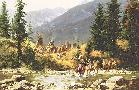 Howard Terpning Crow Country