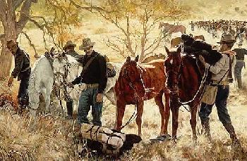 Don Stivers Day is Done Giclee on Paper