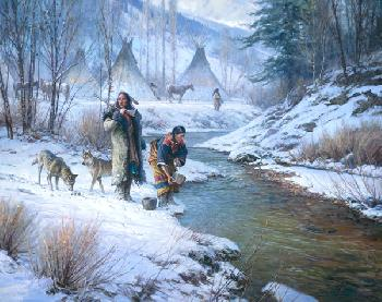 Martin Grelle Days of the Coldmaker Open Edition on Paper