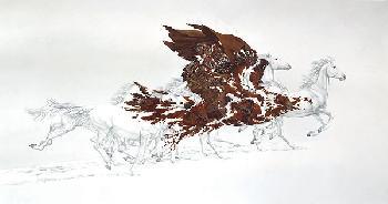 Bev Doolittle Eagle