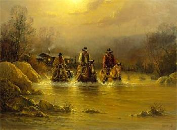 G. Harvey Early Riders