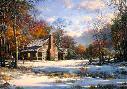Larry Dyke Early Snow