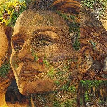Bev Doolittle Earth Is My Mother