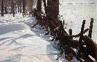 Robert Bateman Edge of the Woods - White-Tailed Deer