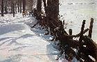 Robert Bateman Edge of the Woods - White-Tailed Deer