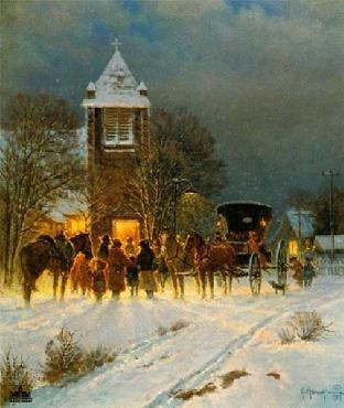 G. Harvey Family Christmas Artist
