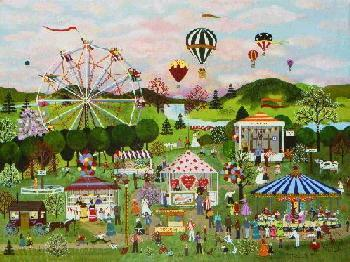 Jane Wooster Scott Fitchburg Township Fair