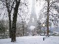 Rod Chase Foggy Morning in Paris