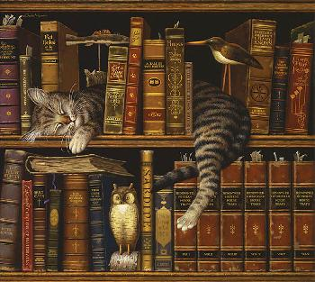 Charles Wysocki Frederick the Literate Open Edition on Paper