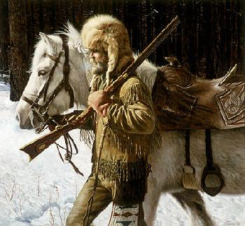 Don Stivers Free Trapper Note Cards