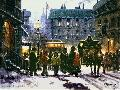G. Harvey Fresh Snow in the City