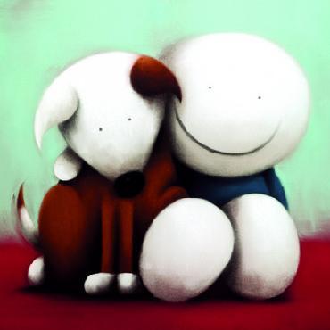 Doug Hyde Friendship Artist