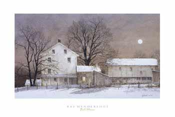 Ray Hendershot Full Moon