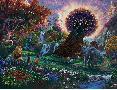 Zachary Kinkade Garden of Eden