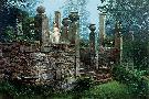 James Christensen Garden Rendezvous