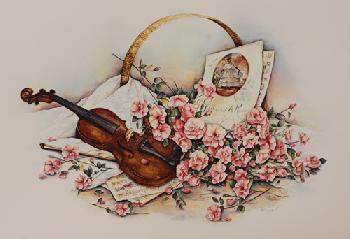 Paula Vaughan Garden Symphony Artist