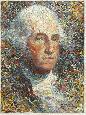 Dyke George Washington Open Edition on Paper